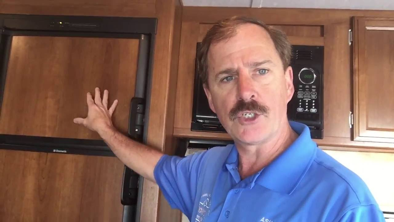 How to Properly Operate Your Dometic Refrigerator -by Paul