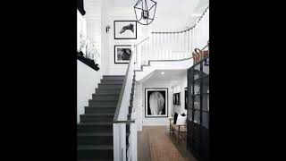 Unique Wood Stairs Ideas For Beautiful Home, Wooden Staircase Designs,Wood Stairs Design Ideas #5