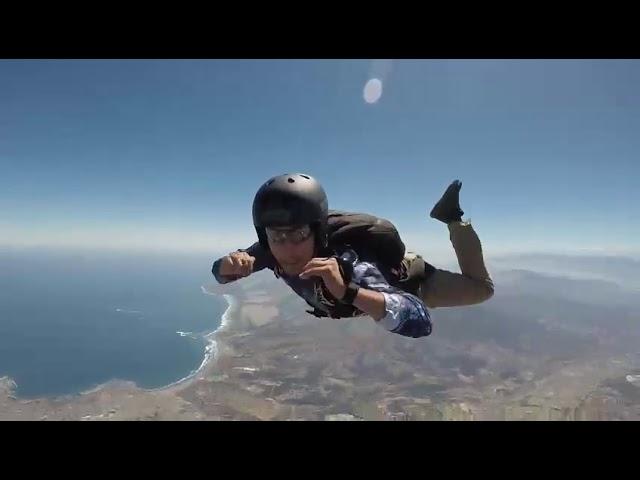 Saltos de Paracaidistas en nuestro Club