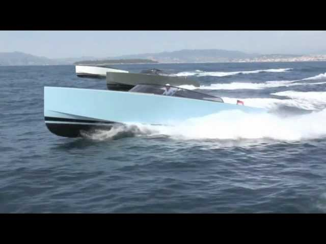 видео Аренда яхты PMI (VanDutch 40)