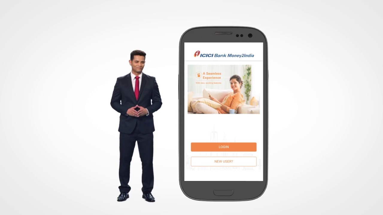 Icici Bank Money2india Mobile Demo