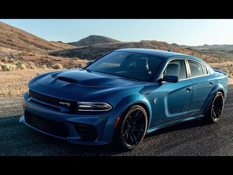 THE NEW DODGE CHARGER HELLCAT WIDEBODY vs. THE NEW MUSTANG GT500