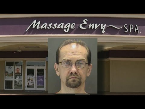 Massage therapist arrested again