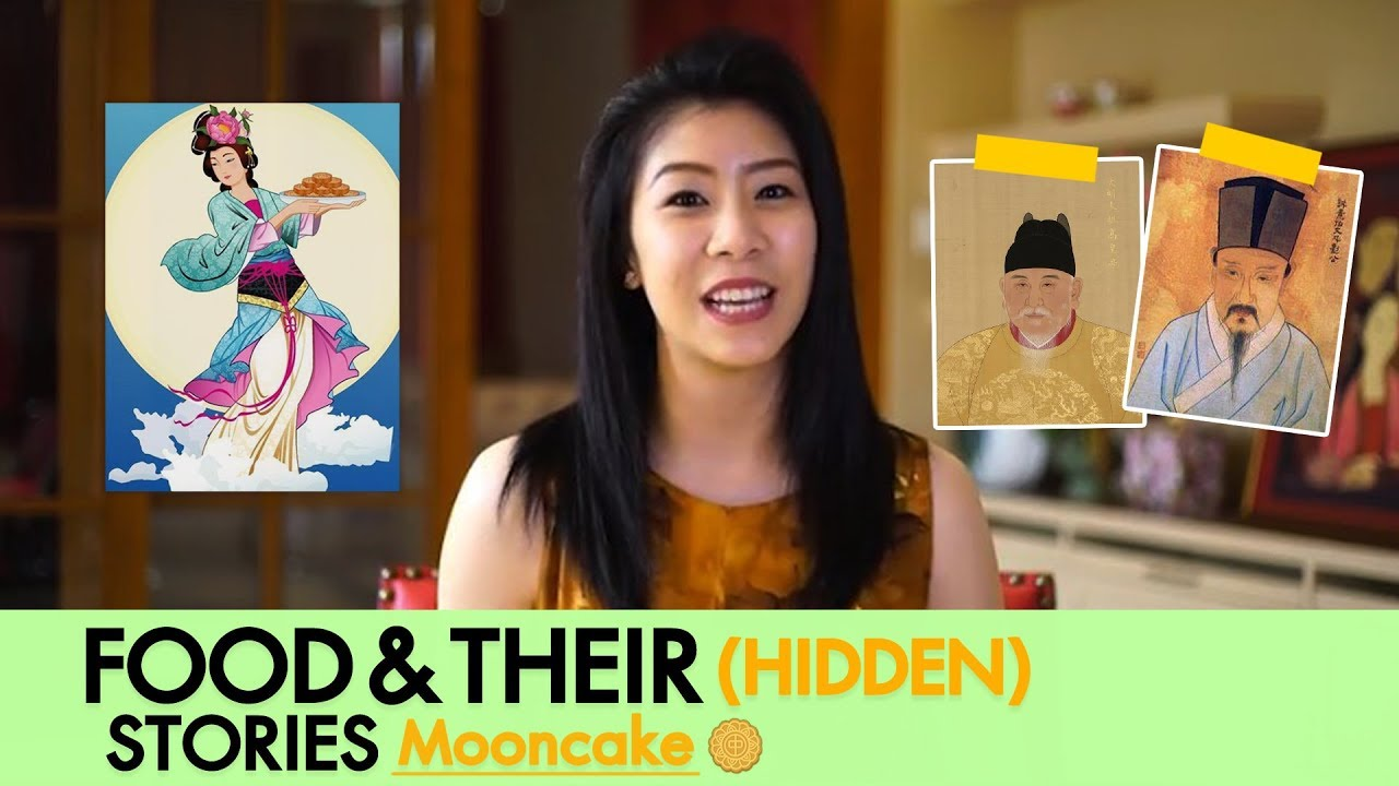 ตำนานขนมไหว้พระจันทร์🌙  Moon Cake Story 月饼的故事 Food and Their (Hidden) Stories