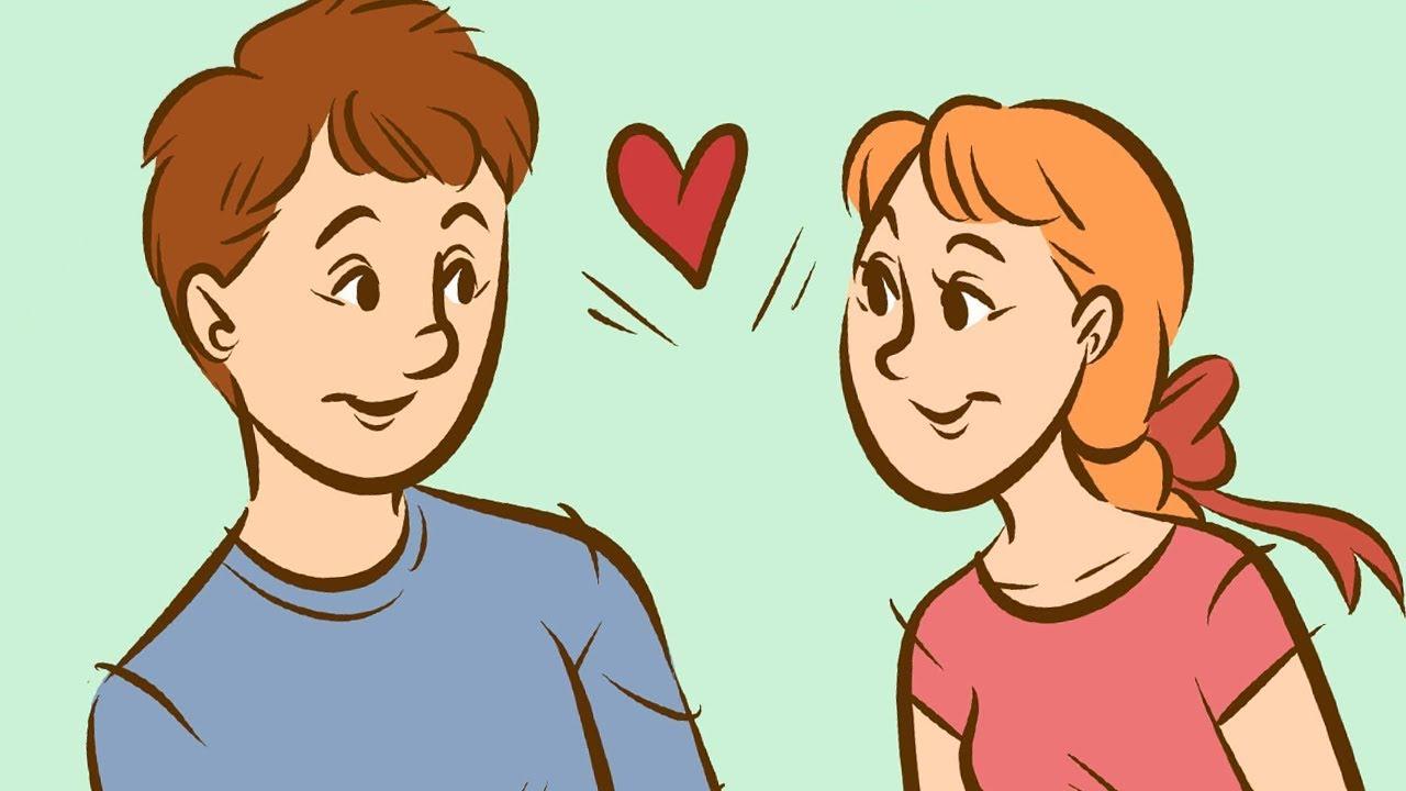Как понять, что ты нравишься парню
