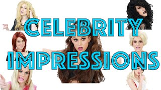 Celebrity Impressions | Carlie Craig