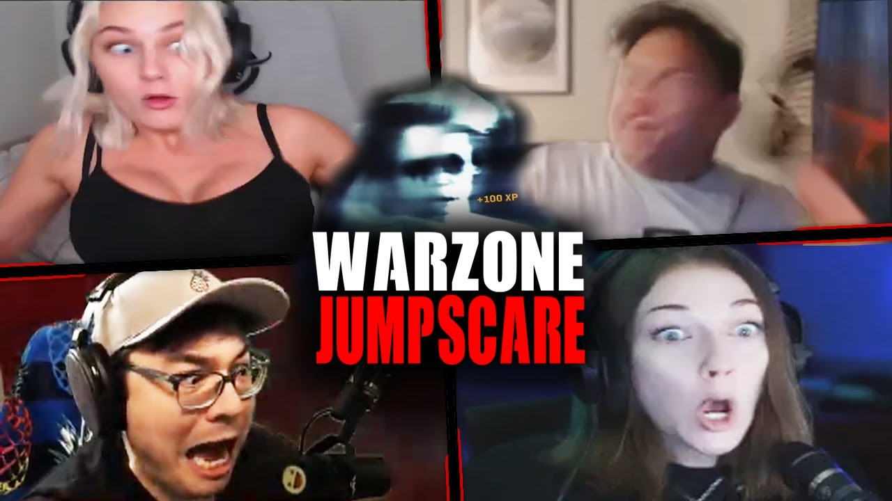 Funniest Warzone JUMPSCARE Moments