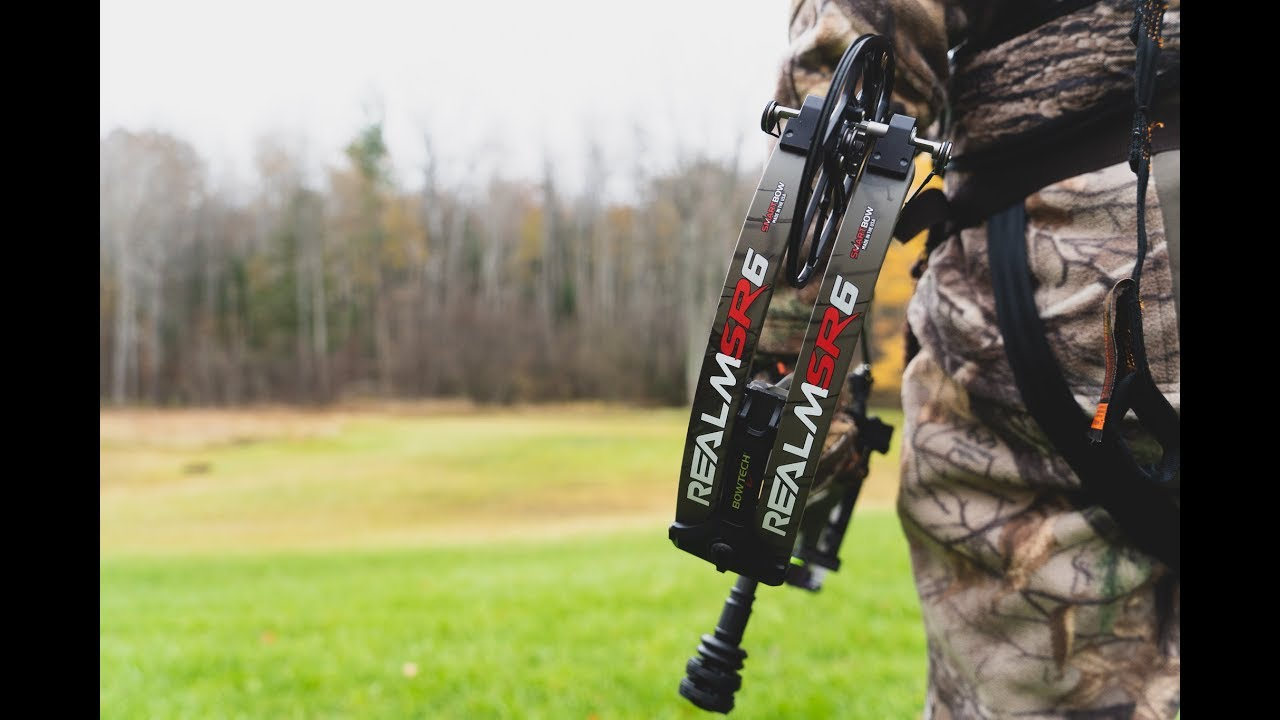 2019 Bowtech Archery Realm SR6 and Realm SS