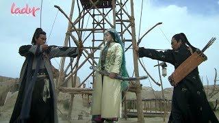 Vua Xa Mạc Thách Đấu Bắn Cung Với Thần Tiễn Trung Nguyên-Trận Chiến Bắn Cung Đỉnh Cao | Lady Drama