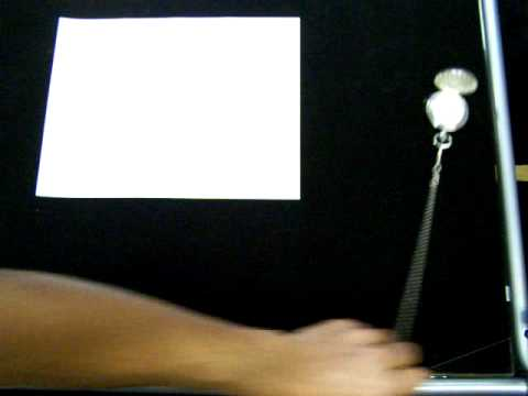 Tractrix Curve Demonstration