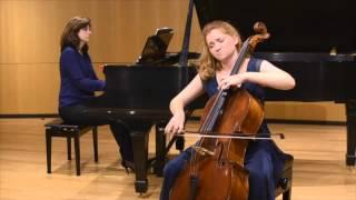 Dvorak Cello Concerto in B minor, Op. 104, II. Adagio, ma non troppo