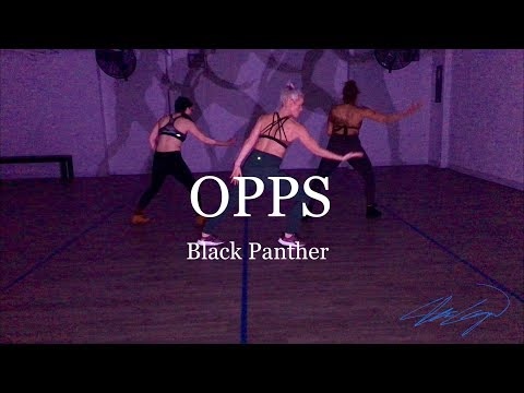 OPPS by Vince Staples & Yugen Blakrok - Black Panther | Choreography by Chelsea Cooper