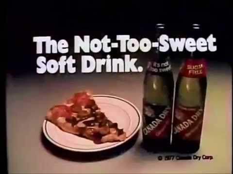 Canada Dry Ginger Ale 1977 Commercial HD