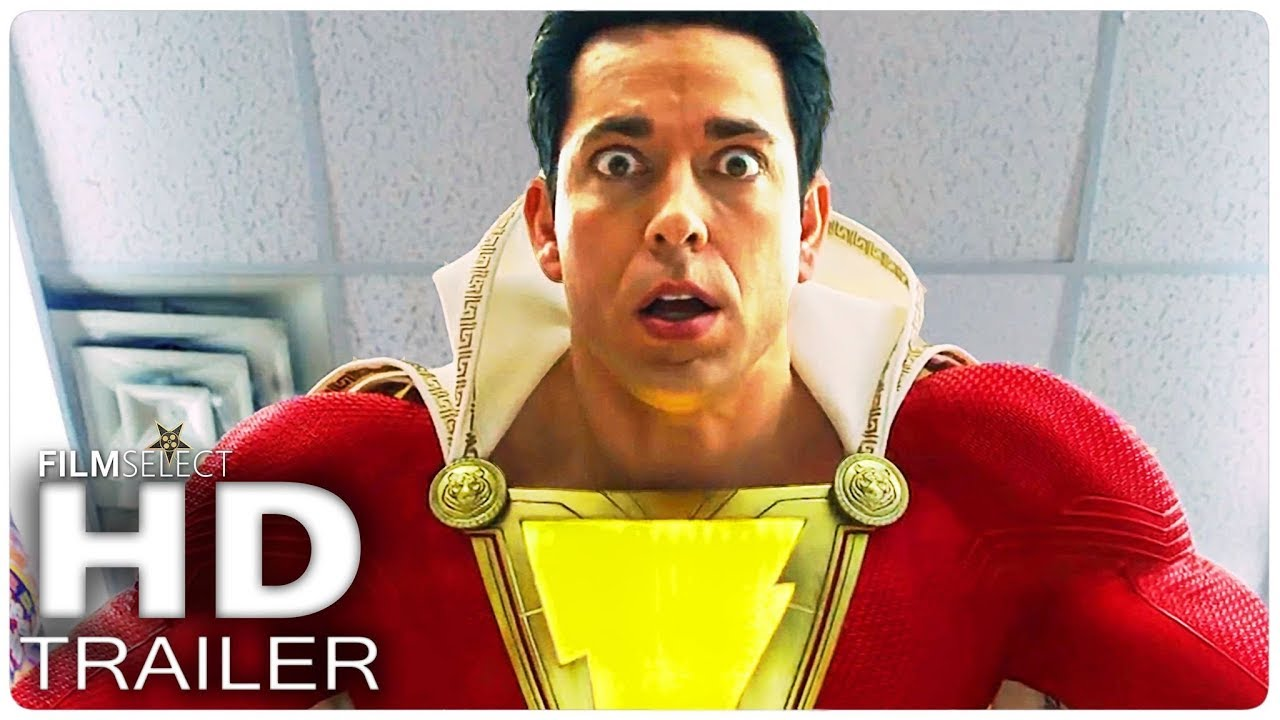 Shazam Trailer Español 2019 Youtube
