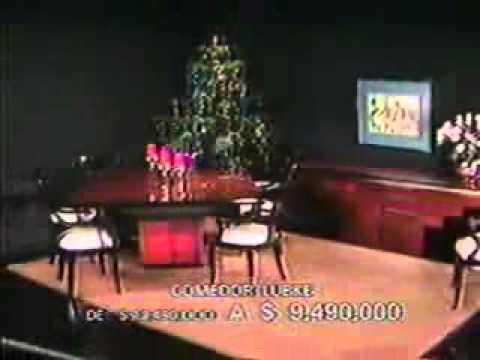 Comercial muebles Frey 1988 (México)
