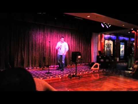 Karaoke Adventure of the Seas January 18, 2013