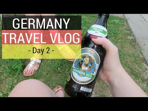 [GERMANY TRAVEL VLOG] Day 2 • Back to Munich