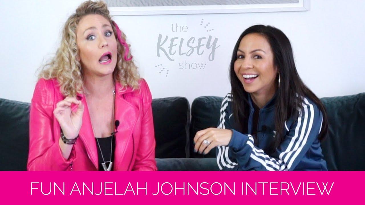 Comedian Anjelah Johnson Bon Qui Qui Nail Salon Shares Her Success Tips