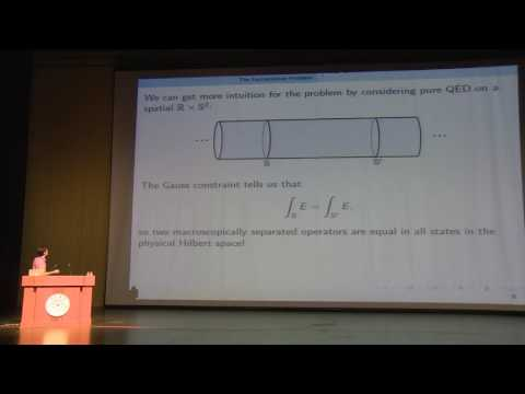 Daniel Harlow - Wormholes, Emergent Gauge Fields, and the Weak Gravity Conjecture