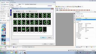 Video: Font Choices for Data Display with GP-Pro EX