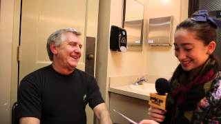 I'm with Jay Beckenstein of SPYRO GYRA, an iconic Jazz fusion band ...