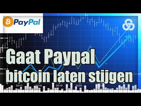 Gaat Paypal De Stap naar Crypto Adoptie Worden – Wanneer word Bitcoin $10.000?