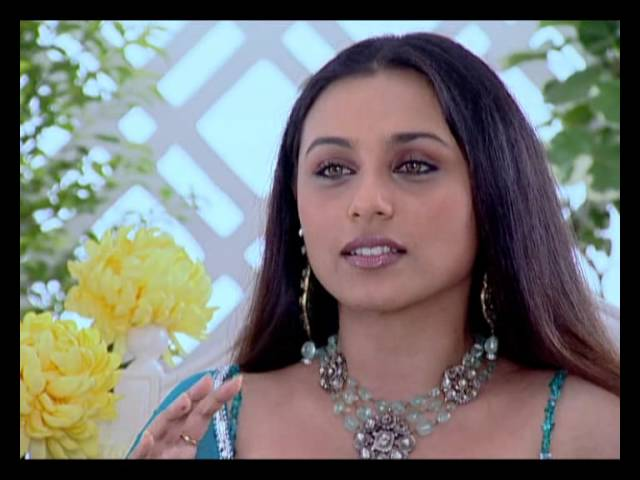 When Rani Mukerji Confronted Aamir Khan For Being Rude To