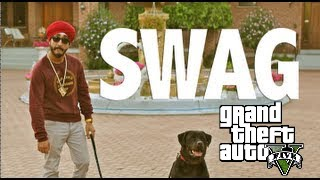 Repeat youtube video THE SWAG SONG - JusReign [GTA V Edition]