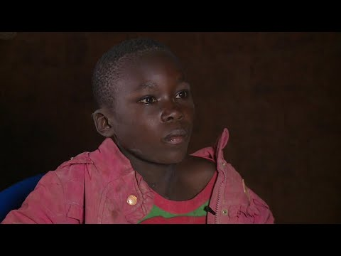Boy describes struggle of mining cobalt in Democratic Republic of Congo