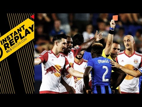 Another wild one for RBNY, De Jong's tackle in LA | INSTANT REPLAY, Week 23