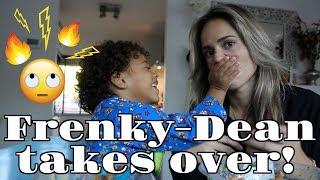 FRENKY-DEAN TAKES OVER! #87 By Nienke Plas