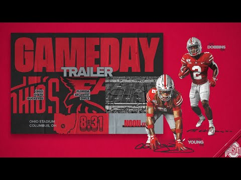 premium selection 735e2 826e6 2019 Ohio State Football: FAU Trailer - YouTube