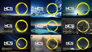 NCS Top 10 Most Viewed Yellow Spectrum Songs | NCS Most Popular Songs By Color | No Copyright Sounds