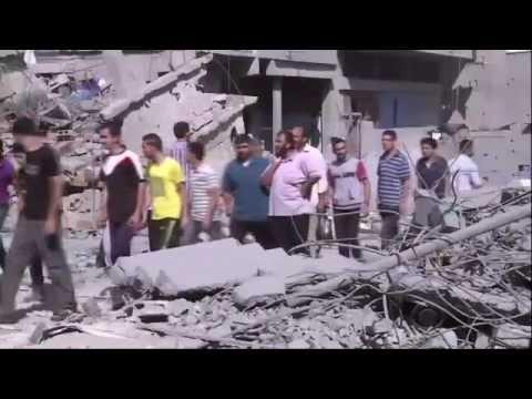 Nets Declare Israeli Response to Captured Solider 'Furious,' 'Pounding'; Tout Palestinians Praising
