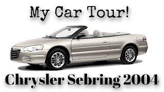 My Car Tour!   Chrysler Sebring TOURING 2004 Convertible