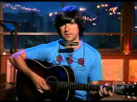 Demetri Martin on Late Late Show 6 22 05