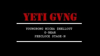 YB - YETI GANG feat. BPKBOYZ , G-BEAR , PEECLOCK , STAGE-N (Official MV)