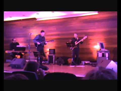 Matthew Moore with the Antonio Gomez Quintet