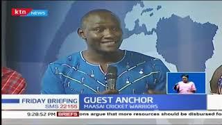 Ruto hosts Uhuru and Raila for lunch