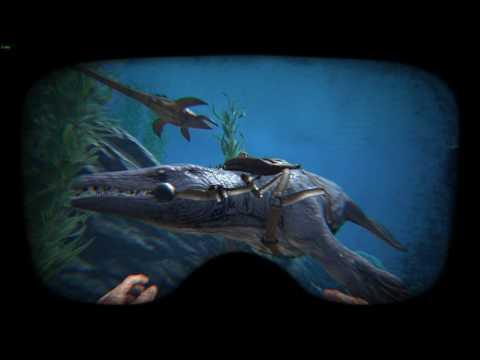 ARK Survival Evolved :  On visite une grotte sous-marine