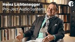 Erfolg aus Niederösterreich: Heinz Lichtenegger | Pro-Ject Audio Systems