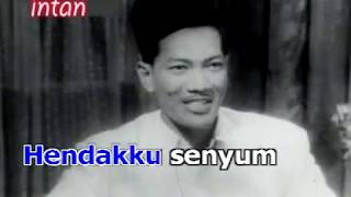 Download Lagu P. Ramlee - Di Mana Kan Ku Cari Ganti | Video Karaoke L/R mp3