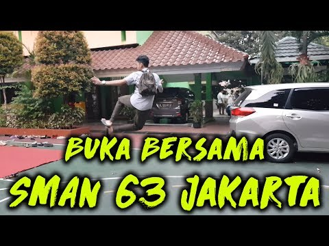 Buka Puasa Bersama SMAN 63 Jakarta