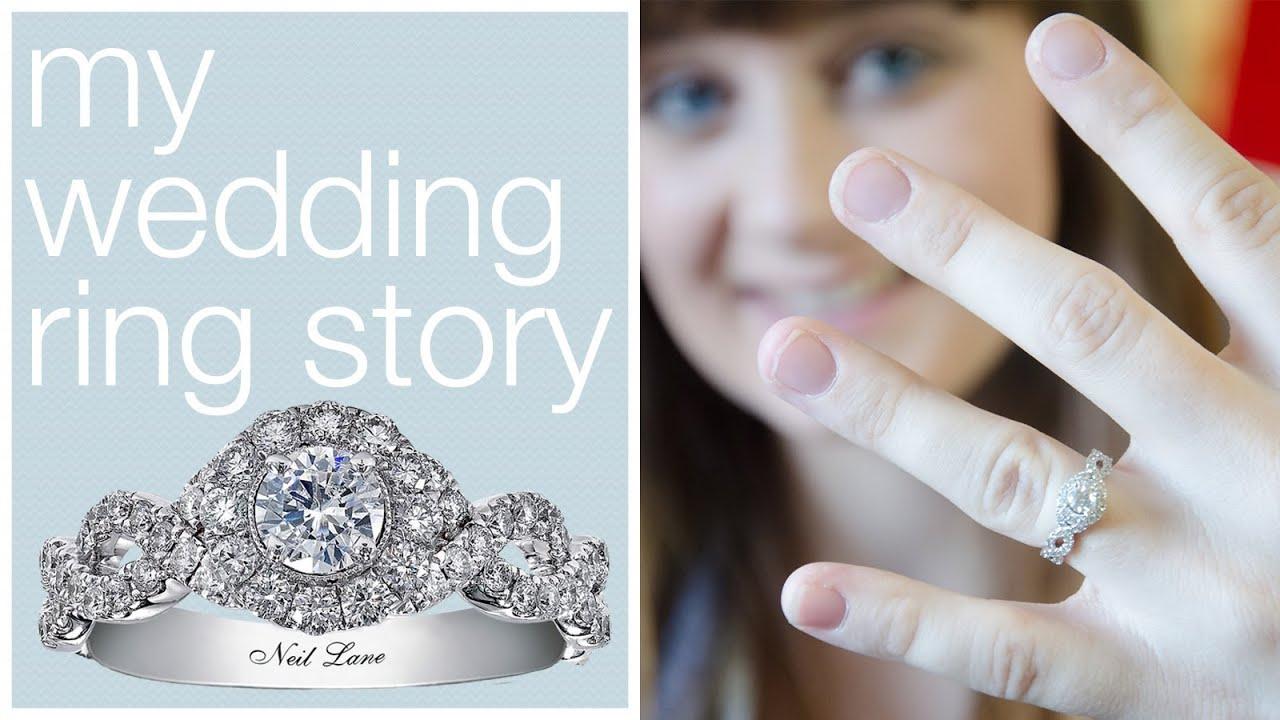 MY WEDDING RING STORY