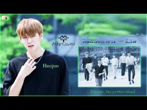 Madtown (매드타운) – Lie k-pop [german Sub] Emotion: The 3rd Mini Album