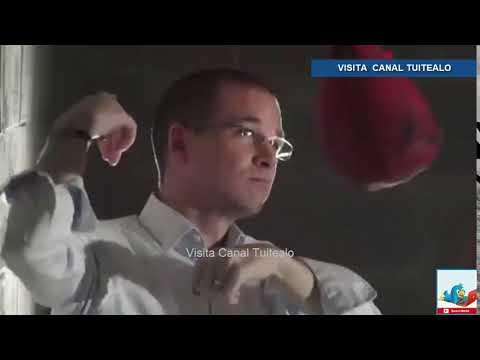 Así se 'se relaja' Ricardo Anaya antes del segundo debate presidencial Video
