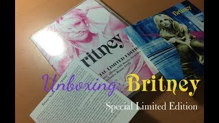 Baixar Unboxing: Britney [Special Korea Limited Edition] | Long Box | - Britney Spears