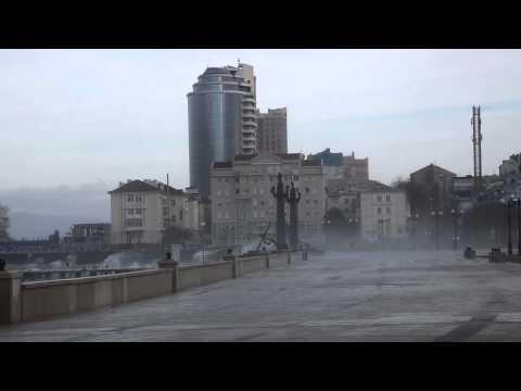 Новороссийск 10 марта 2014 ураган