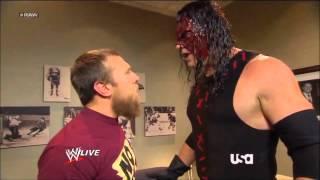 Hug Promo & Daniel Bryan, Kane, Shelby and AJ segment