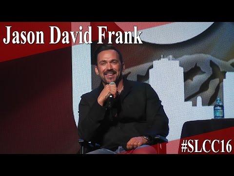 Jason David Frank - Full Panel/Q&A - SLCC 2016